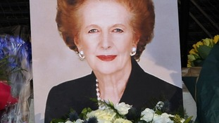 Margaret Thatcher's ceremonial funeral to be held at St Paul's Cathedral on Wednesday