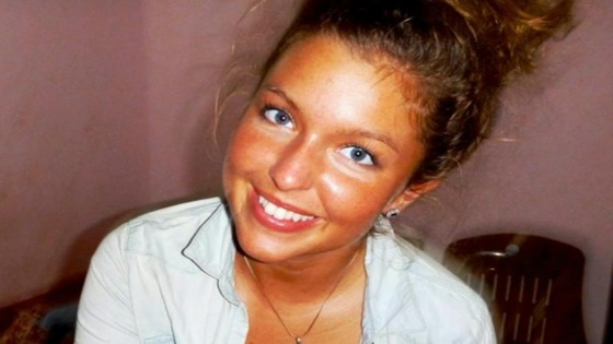 24-year-old Sarah Groves was found in a pool of blood inside her room on a house boat. 
