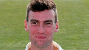 Essex fast bowler Reece Topley