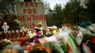 Newtown families plead for gun control ahead of US vote