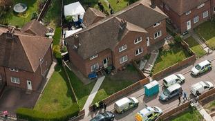Police end garden search