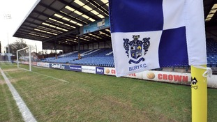 Bury FC 'need £1 million' to stay afloat