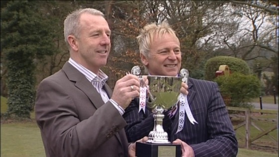 Kevin Ball and John Beresford