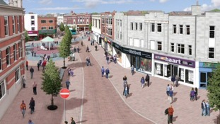 How Loughborough town centre could look after the revamp