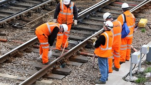 Resignalling work will go through mid-July and August