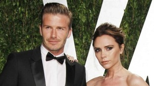 David and Victoria Beckham have an estimated combined fortune of £200 million.
