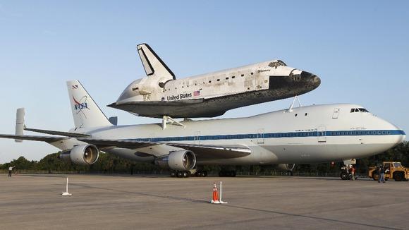 Space shuttle  3D Warehouse