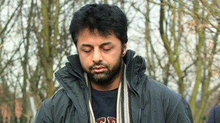 Shrien Dewani, seen in 2011.