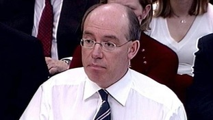 Former chief executive of HBOS James Crosby