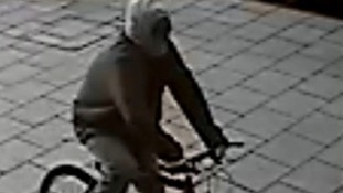 Bike escape after robbery attempt