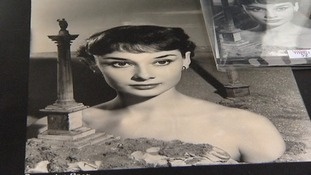 Audrey Hepburn picture from the Angus McBean collection