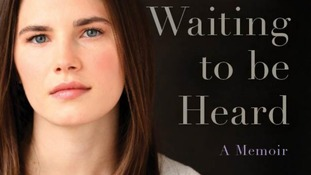 The cover image of Amanda Knox's memoir Waiting to be Heard.