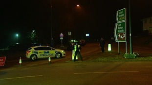 Police have appealed for witnesses to the incident