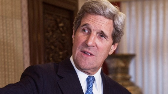 US Secretary of State John Kerry is currently on a four-day tour of East Asia.