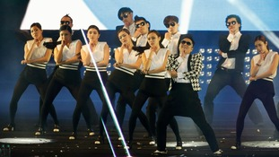 Psy is aiming to repeat the success of his global smash Gangnam Style
