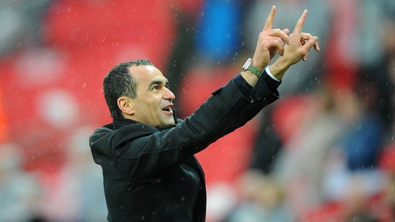 Wigan manager Roberto Martinez masterminded his side&#x27;s win over Millwall