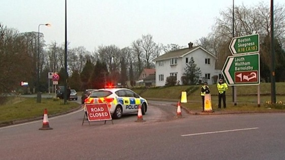 Five members of the family died following the crash in Laceby, near Grimsby.