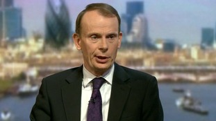 Andrew Marr has returned to TV this morning.