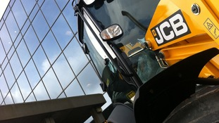 JCB announces record profits