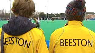 Beeston Men's hockey team crowned champions