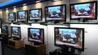 Televisions in a shop