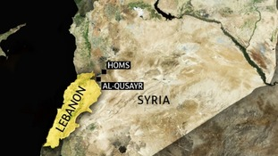 Syrian city still occupied by forces