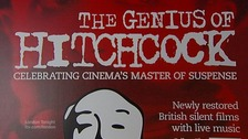 Advert: 'The Genius of Hitchcock'