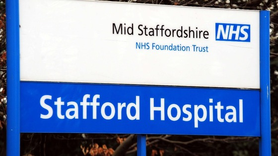Mid Staffordshire first foundation trust to be put into administration.