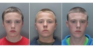 Brandon Doran 14, Simon Evans 14, Connor Doran 17.