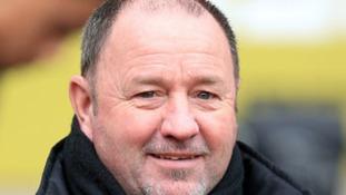 Yeovil manager Gary Johnson
