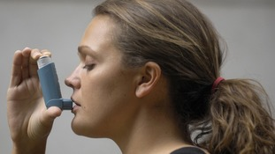 Asthma admissions drop after smoking ban