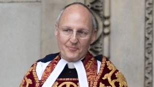 The the Dean of St. Paul's , the Very Rev Dr David Ison.