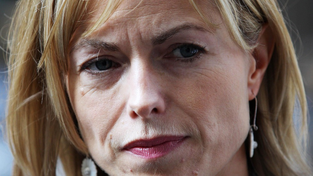 "Kate McCann to run London marathon: ""you can't live in ..."
