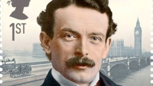 Lloyd George stamp