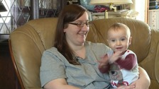 Susan Wilderman suffered 6 miscarriages before giving birth to her son