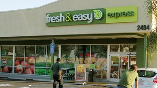 A branch of Fresh & Easy - Tesco's American venture