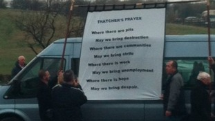 Thatcher's Prayer banner