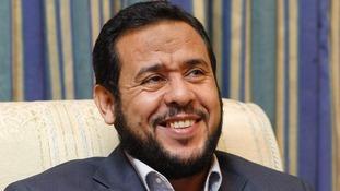 Libya's Islamist miltary chief Abdel Hakim Belhadj in Tripoli in 2011.