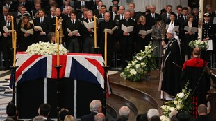 A dignified farewell to Baroness Thatcher