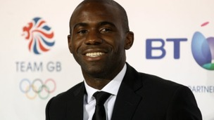 Fabrice Muamba pictured in London last year