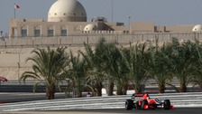 Bahrain faces international scrutiny as human rights groups accuse the island kingdom of quashing protests.