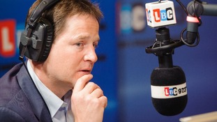 Deputy Prime Minister Nick Clegg.