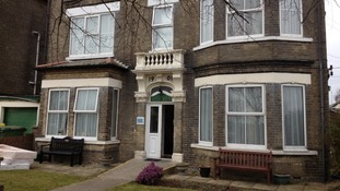 Orme House care home in Lowestoft
