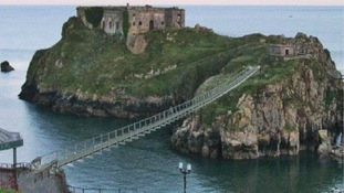 Controversy over tourism plans for Tenby island