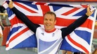 Chris Hoy won six Olympic gold medals, more than any other British athlete