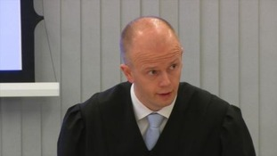 Norwegian public prosecutor Svein Holden