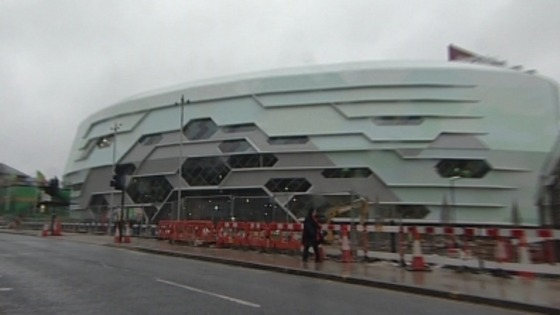 Leeds Arena