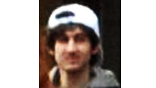 The FBI have released this new CCTV picture of a suspect they wish to trace in connection with the Boston Marathon blasts.