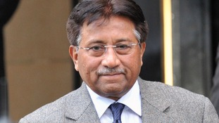 Former President Musharraf arrested in Pakistan