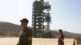 North Korea's satellite rocket failed to launch
